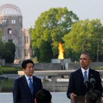 "Obama says memory of #Hiroshima on Aug. 6, 1945 ""must never fade"" https://t.co/bGzE5U793r"