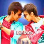 theri combo #SnA @Siva_Kartikeyan and @anirudhofficial excitment overloaded for #REMO :))) a small edit :) https://t.co/ZmuIuGoZEV