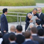 In Hiroshima, Obama calls for mankind to turn against war https://t.co/I7yav5nOS3 https://t.co/kETZ4YRixE