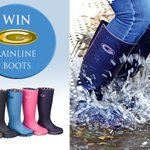 #FreebieFriday Win #GrubsRainline Boots to celebrate #bankholidayweekend! Simply FLW&RT to enter! https://t.co/TB5aBpOmyX