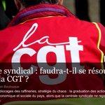 La CGT a telle tous les droits? Pquoi la Loi francaise lui autorise le blocage du pays?? Il est temps dy remédier! https://t.co/52vRqpCZhS