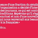[Edito de @Laurent_Joffrin] Pression sur la presse : un dérapage de la CGT inadmissible https://t.co/SYheYILC2u https://t.co/hkHVqqTMz2