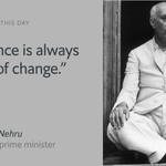 Jawaharlal Nehru, Indias first prime minister, died on May 27th 1964 https://t.co/1YdhC3QZM1