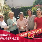 Great crowd out in @CorkARCcancer for their coffee morning #96fmradiothon https://t.co/qurd5Rzi1a