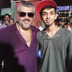The Blockbuster #Vedalam combo is officially back.. @anirudhofficial to score music for #Thala57 ???????? https://t.co/kAnNoPsTEY