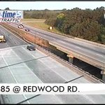 Accident blocking the shoulder of I-85 NB in #Durham Co @ Redwood Rd. #wral (@tlynnnews) https://t.co/YhrSikx4ds