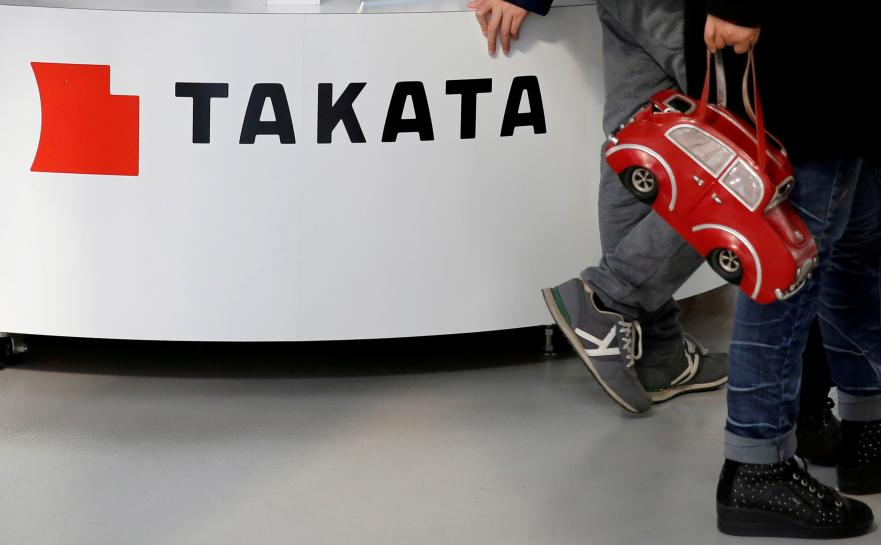 Automakers recall 12 million U.S. vehicles over Takata air bags