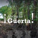 El domingo 29 se estrena el documental Abora la Güerta, sobre nuestra huerta de #Murcia y donde participa HUERMUR https://t.co/bSV4JYpyvX