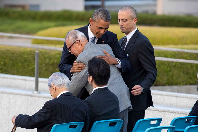 No apology but echoes of Gettysburg Address? Full text of Obama's speech in Hiroshima.  https://t.co/RBrDThAwol https://t.co/u2xsJfis5N