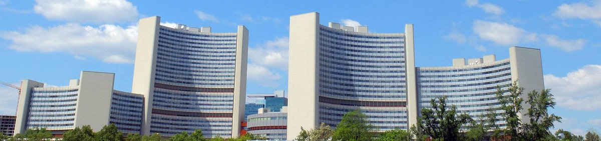 UN's Vienna International Centre goes climate neutral https://t.co/MzdnzGdLRH #UNIDO50 https://t.co/ZleBHp4SZm