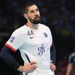 [#EHFCL] Pas de joueur du #PSG dans la #allstarteam de l'@ehfcl >>> https://t.co/VJ90bXJU67 #ehffinal4 #handball https://t.co/4QbHxuljns