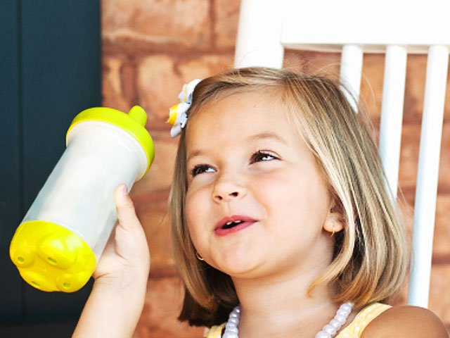 Alert: Massive sippy cup recall due to mold