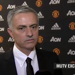 """Jose Mourinho: """"The fans expect me to say we can win but I really think we can."""" #WelcomeJose https://t.co/nmaAQCt08E"""