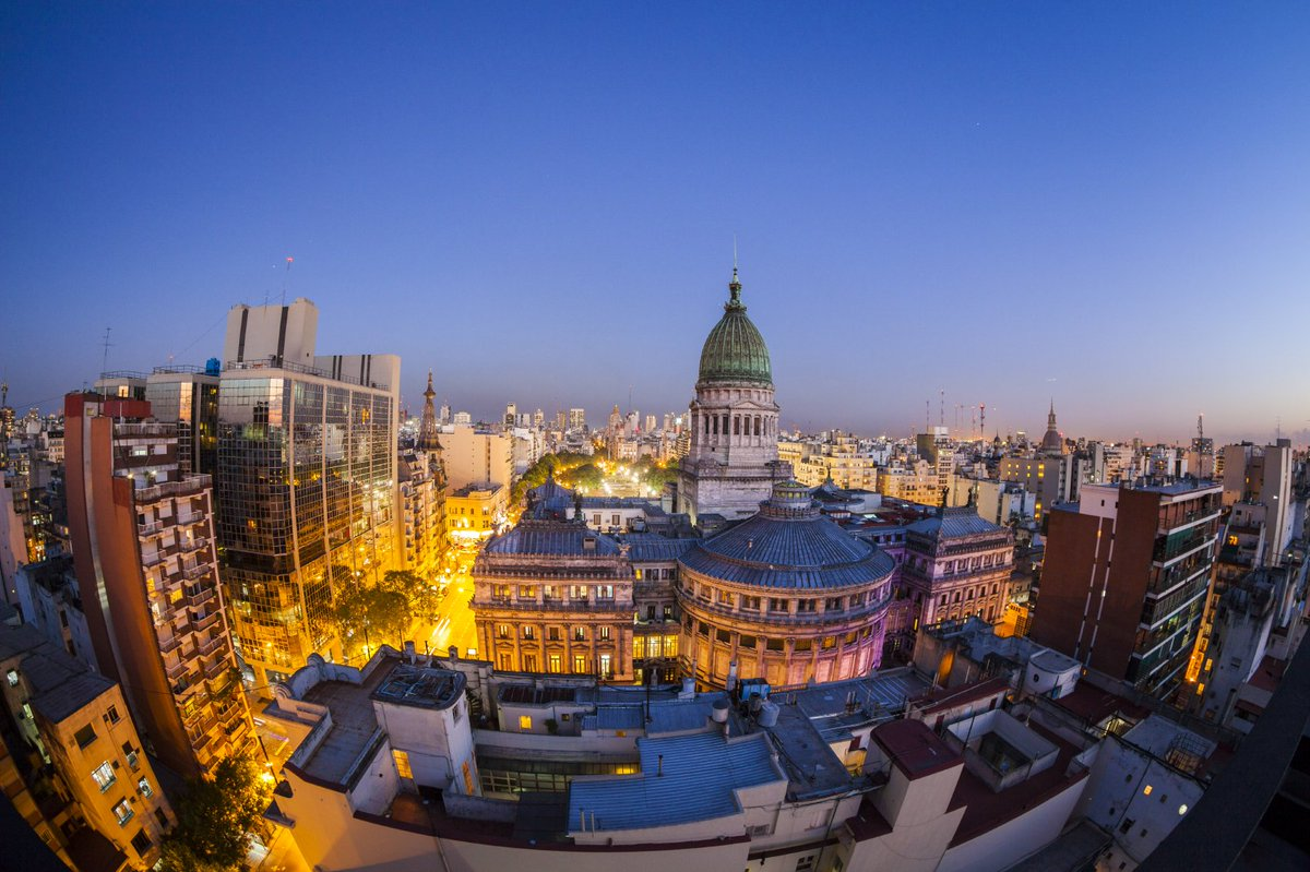 We're in Buenos Aires today for AviationDay Argentina! Learn more about aviation and LatAm: