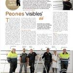 El Brisas @UHmallorca ha fet un repor dels nostres companys del projecte Visibles #Ocupació #Majors45 Gràcies! https://t.co/zWQuPENK41