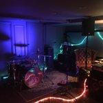 The stage of battle is set! @Blam_TW @TheStingerMag #unfest #tunbridgewells #music #rockandorroll https://t.co/MLNf4SlAqz