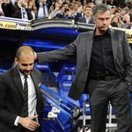 """José Mourinho on Pep Guardiola: """"When you enjoy what you do, you don't lose your hair. Hes bald. https://t.co/Hd5Xs7O94G"""