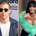 .@nickjonas admits being rejected by @rihanna - singer is now dating Lily Collins https://t.co/CD8FSXsc03 https://t.co/pIM4MK80kw
