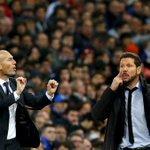 """Simeone : """"Zidane a fait un travail magnifique et il a fait confiance à Casemiro qui a changé la face de léquipe"""" https://t.co/sHO5DZgchG"""