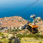 #Dubrovnik Cable Car: Glide 405 metres above terracotta tiled roofs and watch as the city's medieval walls! https://t.co/S66VeTZbOh
