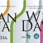 #OpenWineCellarDay manifestation is held this Sunday in #Istria #Croatia #VisitIstria Cheers https://t.co/m5sNC6m1iT https://t.co/4Y0ZnwIvJo
