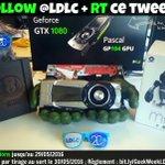 [JEU] #GeekWeekLDLC 😱 La nouvelle #GTX1080 et + encore à gagner aujourdhui ! FOLLOW + RT ! https://t.co/P1O55po4T0 https://t.co/yWy170tvBt