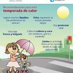 Este viernes #Tabasco seguirá registrando temperaturas alrededor de los 40°C, sin lluvias. #Precaución https://t.co/4Fbo5G0gdN