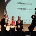 #Mediaveille a remporté le #PrixRH Grand-Ouest 2016 ! Une belle réussite pour @OlivierMeril & toute l'équipe !!! https://t.co/MOGAe5rHKB