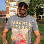 """Mr Kasaval says, """"Go Raptors!!"""" and """"Read about the Raptors!!"""" @tdsb @TDSBLibrary https://t.co/b4OHQdpXH4"""