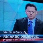 HR @rickydominguez2 aclara vía teléfonica en @TReporta @AlvaroAlvaradoC estafa a negocios en nombre de @JCBellaVista https://t.co/fMszlkZ8Wk