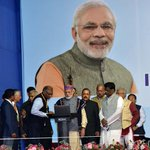 More pics of PM @narendramodi at the public meeting in Shillong https://t.co/zgWKtdMeI2