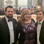 Our #groundallstars at city hall for @BelfastChamber awards! Our success in Belfast is down to these guys! https://t.co/8Eg3X20GG2