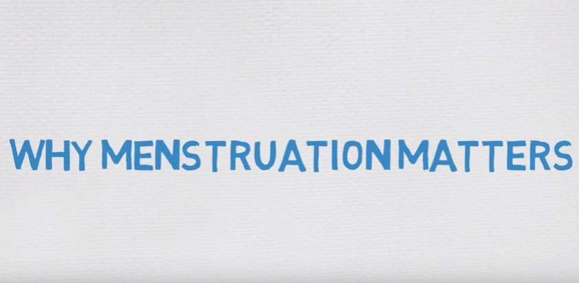 Tomorrow is #MenstrualHygieneDay. Watch to find out why #MenstruationMatters. https://t.co/R60oyb9DKV https://t.co/kcLbIg0NNY