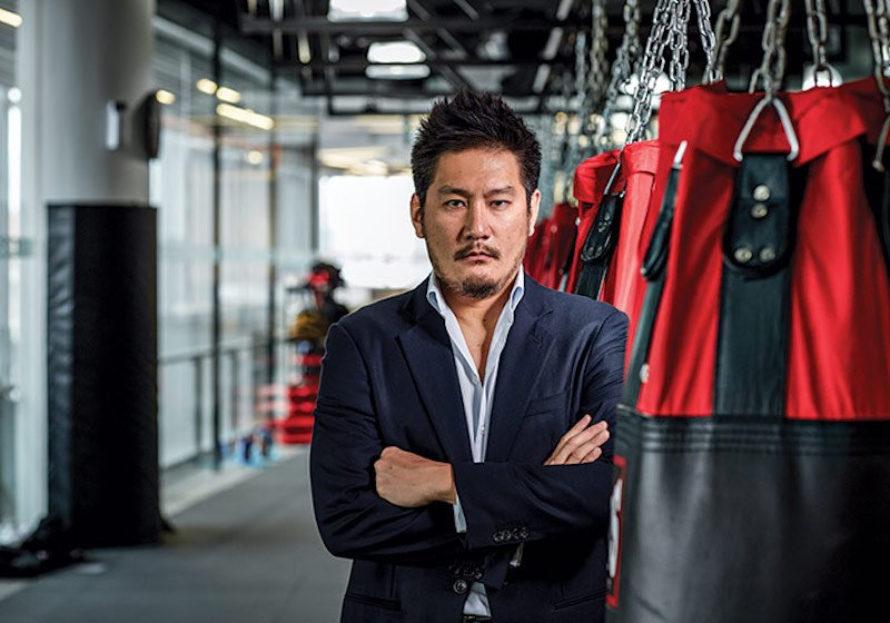 As @ONEFCMMA arrives in Thailand, founder @YODCHATRI chats about his life and career in #MMA https://t.co/gXahrP5NfL https://t.co/VWSeO4DFLG