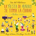 #FiestaPatrimonio #Chillan https://t.co/6LbPeZFBk3