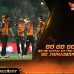 See you in the final #OrangeArmy! #OrangeVoice #GLvSRH https://t.co/GFjUjMfZf0