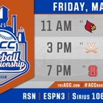 Check out our full #ACCBase schedule today! And get more info at our Champ page: https://t.co/pfMvUePntG https://t.co/LzJVfOc5lD