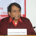 """""""Trying to take railways out of ICU and stabilise it"""": .@sureshpprabhu https://t.co/4U9PiqXxIA https://t.co/5CWqIlyQWM"""