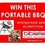 RT @BibielleUK: Happy Friday! Have a BBQ on us! to win F+RT #FridayFeeling #BBQ #sunshine #bankholidayweekend https://t.co/y9TBOKLQb8 ????????????????
