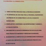 Resumen de puntos a gestionar ante el Gob Nac @JoseLGarayAgro @jmaposadas @lichowski https://t.co/gu2tE1A3Tw