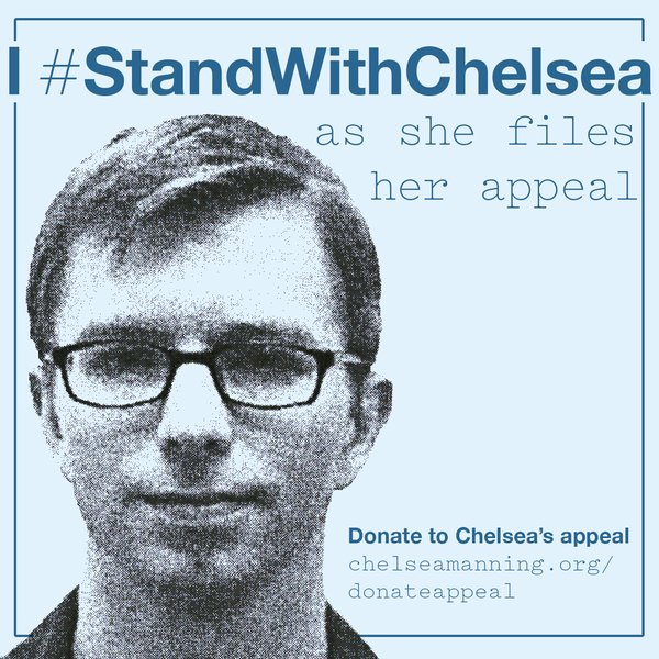 Today is the 6th anniversary of Chelsea Manning's arrest https://t.co/Yy4OvZZAND  #FF @xychelsea #StandWithChelsea https://t.co/tbWVJwOliQ
