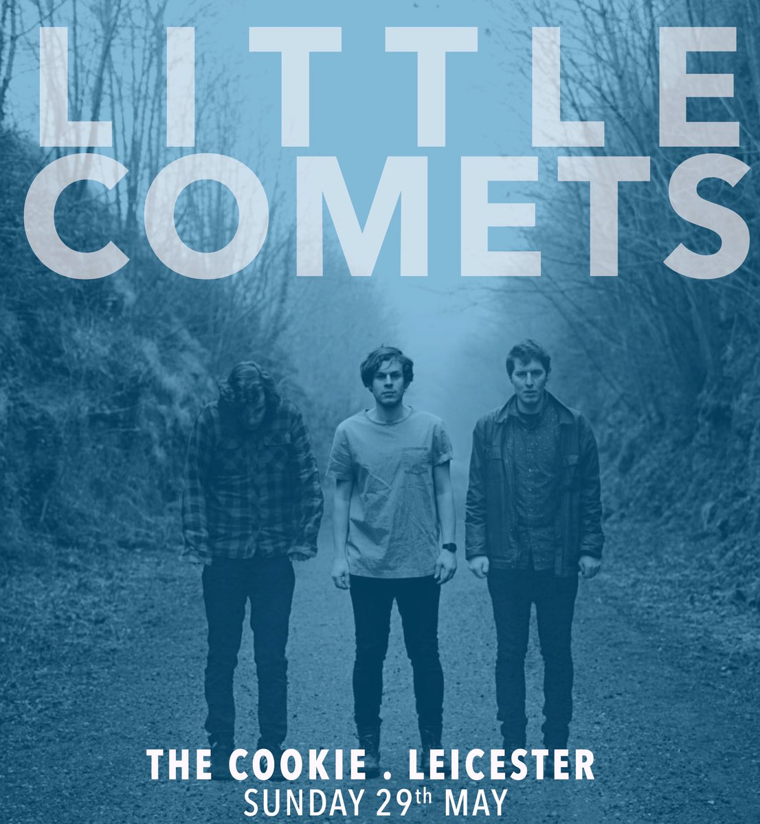 Bank Holiday madness! RT to win a pair of tickets to see @littlecomets on Sunday night. https://t.co/z904GbibOt