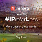 You can tweet less words and win this #IPreferLess contest from @inshorts Share witty update of #GLvSRH match & win https://t.co/WzWZfsac88