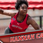 For the 4th-straight year, Hannah Carson has punched her ticket to the NCAA Championships in the javelin! #WreckEm https://t.co/l6WxHe2iTl
