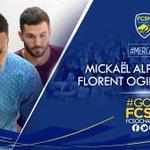 Mickaël Alphonse et Florent Ogier se sont engagés en faveur du FCSM.  ►https://t.co/wXYHKh52hz #mercato #GoFCSM https://t.co/7R1aZStyE4