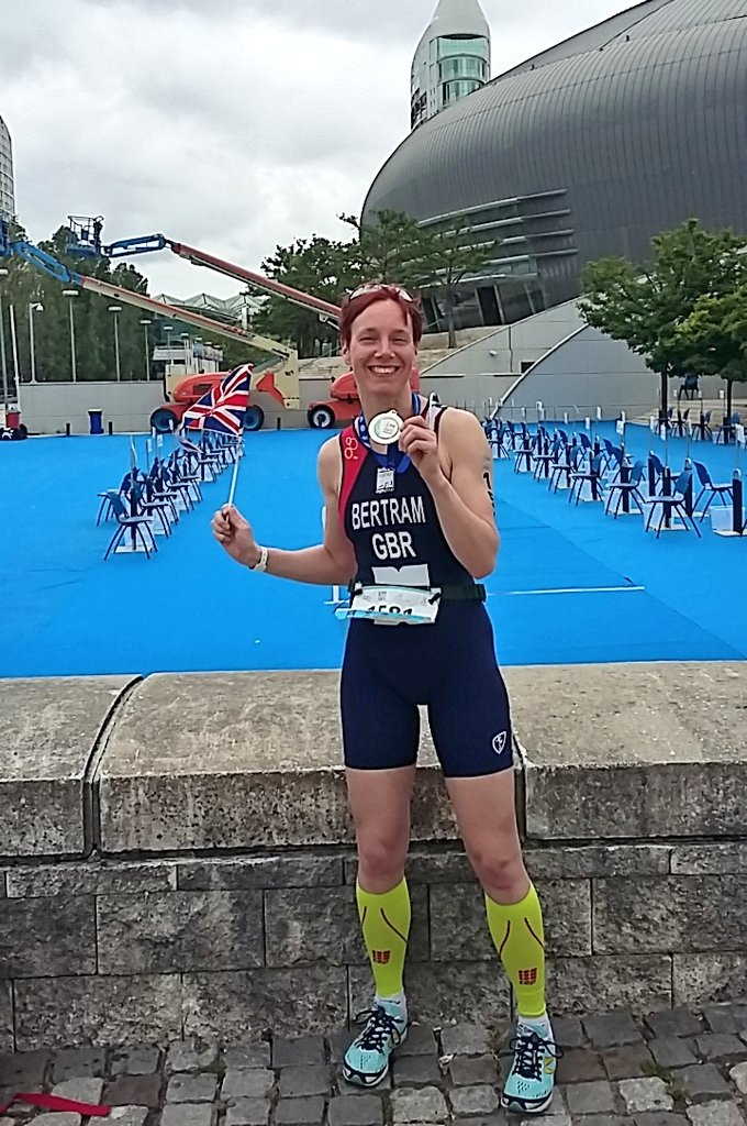 6th in Europe in my AG! I think that's rather marvellous all in all. #ETULisbon #triathlon https://t.co/9rsvapOId3