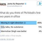 Mr.@ArvindKejriwal here is the PM @narendramodis Govt Report card.#VikasParv #MeraDeshBadalRahaHai https://t.co/fbtaJHxvk2