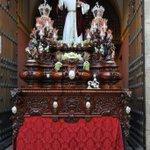 La jornada del Corpus se iniciaba bien temprano en los Terceros con el Traslado del Señor de la Sagrada Cena. https://t.co/x29VAn9j0w