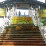 @sureshpprabhu sir plz see #purulia stn #art by #RotaryClubPurulia. Thanks for ur vision n inspiration. https://t.co/d13KDYuy12