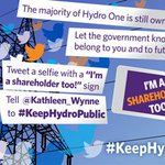 Give Ontario MPPs a jolt to #KeepHydroPublic. Join tweet-up Monday & #Toronto rally Tues. at 9a.m. #canlab #onpoli https://t.co/CAOoVFt7vn